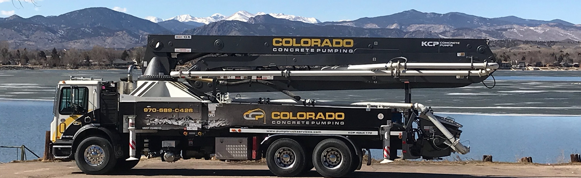 Colorado Concrete Pumping
